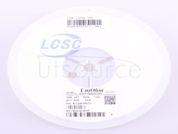 UNI-ROYAL(Uniroyal Elec) 1206W3J075LT5E(50pcs)