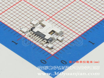 Jing Extension of the Electronic Co. micro 5P High temperature(5pcs)