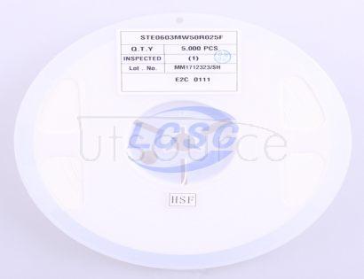 Walter Elec STE0603MW50R025F