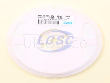 RALEC RTA03-4D471JTP(50pcs)