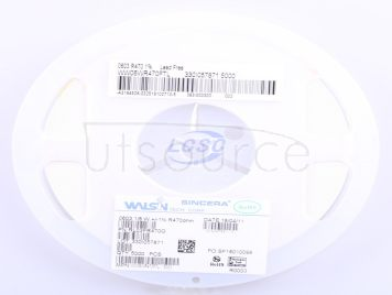 Walsin Tech Corp WW06WR470FTL(50pcs)
