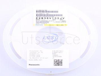 PANASONIC EXB38V102JV(20pcs)