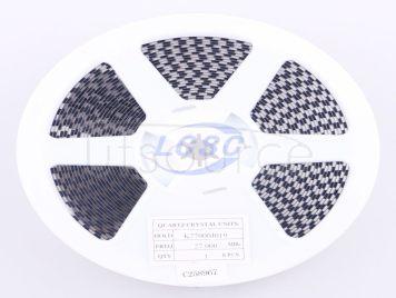 ECEC(ZheJiang E ast Crystal Elec) K27000J019