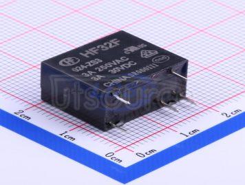 HF(Xiamen Hongfa Electroacoustic) HF32F/024-ZS3