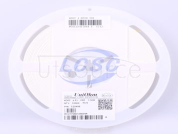 UNI-ROYAL(Uniroyal Elec) 4D02WGJ0220TCE(50pcs)