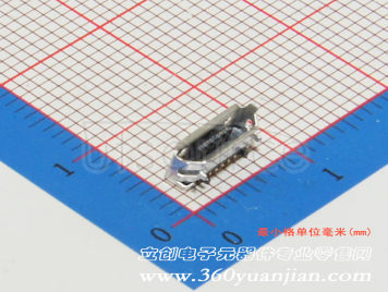 Jing Extension of the Electronic Co. 920-C52A2021S10100(5pcs)