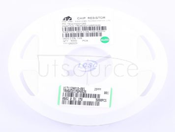 Ever Ohms Tech TR0603D1M80P0525Z(20pcs)