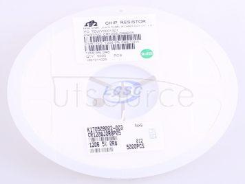 Ever Ohms Tech CR1206JR800P05R(50pcs)
