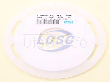 RALEC RTA03-4D472JTP(50pcs)