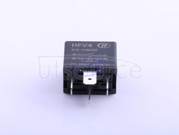 HF(Xiamen Hongfa Electroacoustic) HFV4/012-1H6GR2