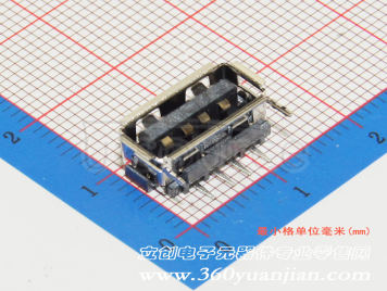 Jing Extension of the Electronic Co. 908-152A2022D10100(5pcs)