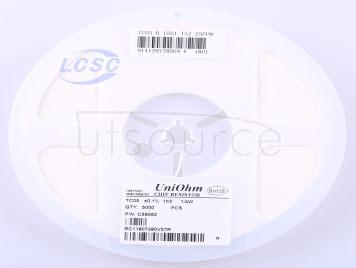 UNI-ROYAL(Uniroyal Elec) TC0525B1501T5E(10pcs)