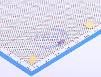 CCO(Chian Chia Elec) RI40-1/4W-22MΩ ±5% T(5pcs)