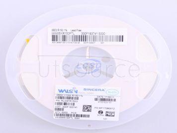 Walsin Tech Corp WW06XR150FTL(50pcs)
