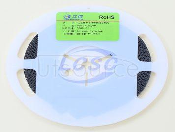 Yangxing Tech X32251431818MSB4SI(5pcs)