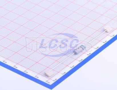 CCO(Chian Chia Elec) MOF2WS-5.1Ω±5% T(20pcs)