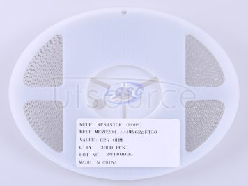Thunder Component MELF-MFR02041/4WS62ΩFT50(20pcs)