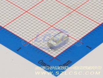 BBJ Switch,3*6*5Plastic head white,260G,0.25mm,SMD(20pcs)