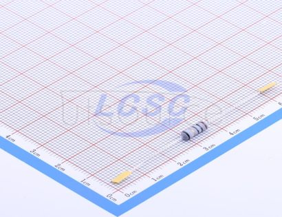 CCO(Chian Chia Elec) FR1/2W-10Ω±5%(20pcs)