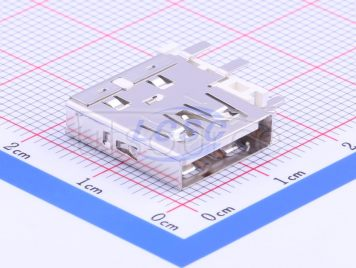Jing Extension of the Electronic Co. USB AFSide insert 5P High temperature