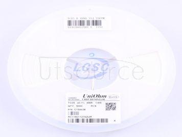 UNI-ROYAL(Uniroyal Elec) TC0525B4990T5E(10pcs)