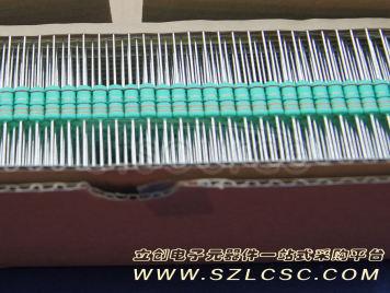 UNI-ROYAL(Uniroyal Elec) MFR03SF330JA10(10pcs)