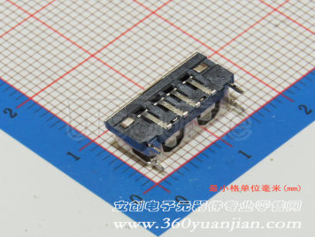 Jing Extension of the Electronic Co. 914-441A2021S10200(10pcs)