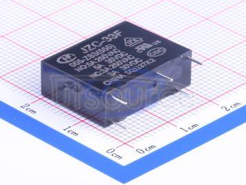 HF(Xiamen Hongfa Electroacoustic) JZC-33F/05-ZS3(555)