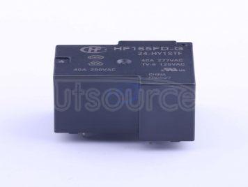 HF(Xiamen Hongfa Electroacoustic) HF165FD-G/24-HY1STF