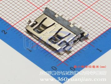 Jing Extension of the Electronic Co. 905-662A202S10201(5pcs)