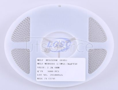 Thunder Component MElF-MFR02041/4WS2.2KΩFT50