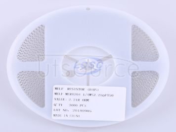 Thunder Component MELF-MFR02041/4WS2.21ΩFT50(10pcs)