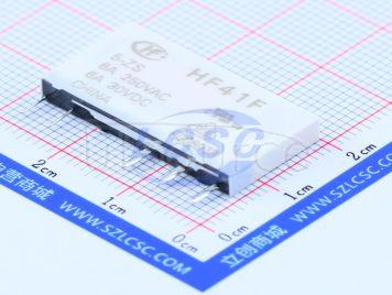 HF(Xiamen Hongfa Electroacoustic) HF41F/5-ZS