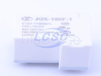 HF(Xiamen Hongfa Electroacoustic) JQX-105F-1/012D-1HS