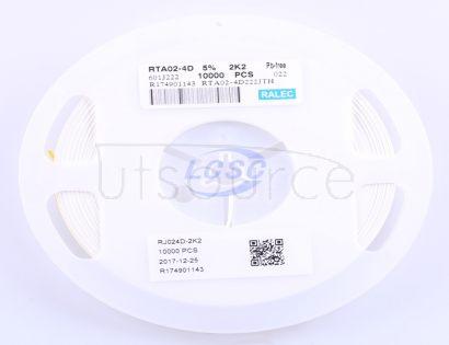 RALEC RTA02-4D222JTP