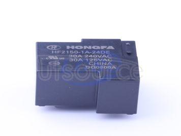 HF(Xiamen Hongfa Electroacoustic) HF2150-1A-24DE