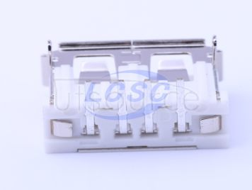 Jing Extension of the Electronic Co. A/F90degree Dparagraph10.6PBTWhite plastic6.5 Not high temperature(5pcs)