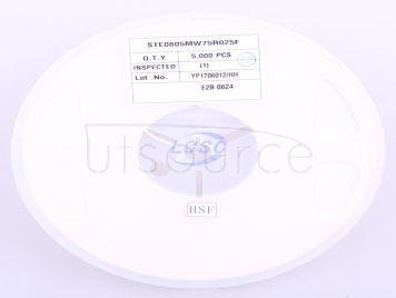 Walter Elec STE0805MW75R025F(10pcs)