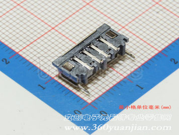 Jing Extension of the Electronic Co. 912-121A2023S10100(10pcs)