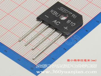 MDD(Microdiode Electronics) KBU610