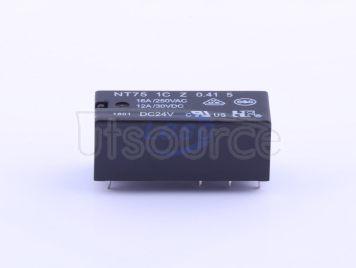 NF(Ningbo Forward Relay Corp) NT751CZ200.415.0DC24V
