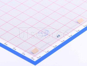 CCO(Chian Chia Elec) MF1/8W-4.7Ω±1% T52(50pcs)