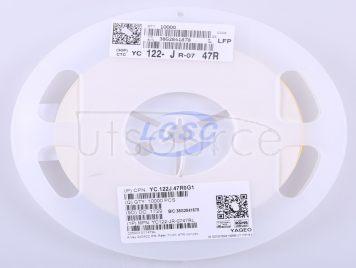YAGEO YC122-JR-0747RL(50pcs)