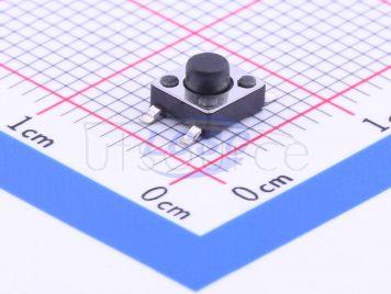 BBJ Switch,4.5*4.5*4.8Plastic head,260G, 0.25mm,SMD(20pcs)