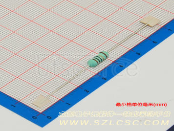 UNI-ROYAL(Uniroyal Elec) MFR01SF100JA10(50pcs)
