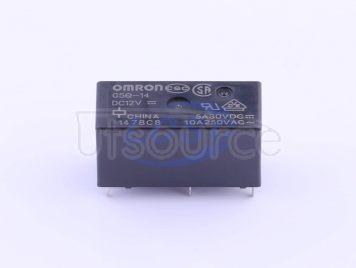 Omron Electronics G5Q-14 DC12 BY OMZ (SM)