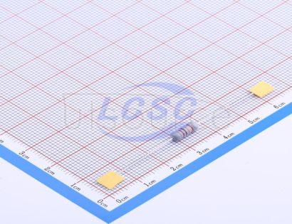 CCO(Chian Chia Elec) RN-1/2W-820KΩ±2% T(20pcs)