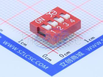 Dongguan Guangzhu Industrial DIP switch,Dip Switch,DSWB04LHGET