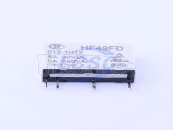 HF(Xiamen Hongfa Electroacoustic) HF49FD-012-1H12
