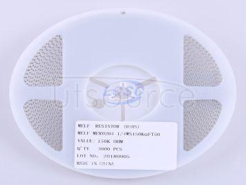Thunder Component MELF-MFR02041/4WS150KΩFT50(20pcs)